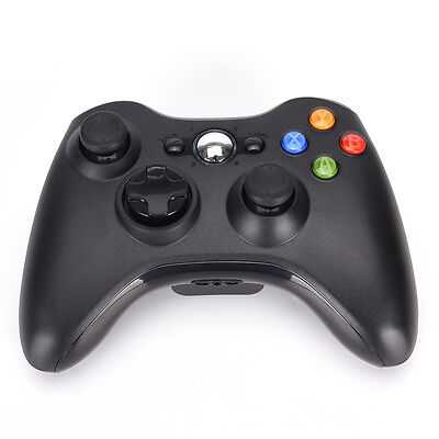 New 2.4GHz Wireless Gamepad for Xbox 360 Game Controller Joystick WTVA