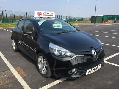 2015 Renault Clio 1.5 dCi ENERGY Expression + (s/s) 5dr