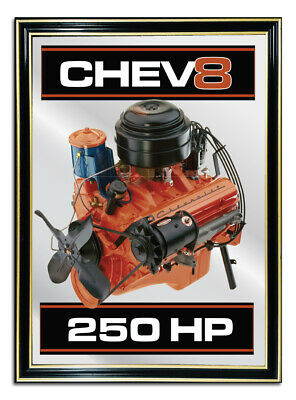 Bar-Mirror-Picture-Sign-Artwork-Suit-Chev-V8-1955-Engine-Enthusiast