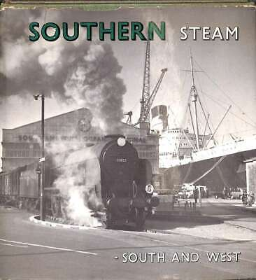 Southern Steam: South and West, Wills, Alan, Fairclough, Anthony, Good Condition