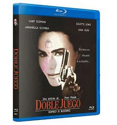 Doble Juego BD 1993 Romeo is Bleeding [Blu-ray]