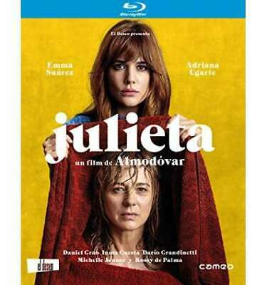 Julieta (2016) [Blu-ray]