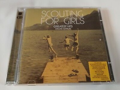 Scouting For Girls - Greatest Hits [Deluxe Edition] CD X 2 (2013)