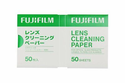 Fujifilm Lens Cleaning Paper - 50 pack - FLAT-RATE AU SHIPPING!