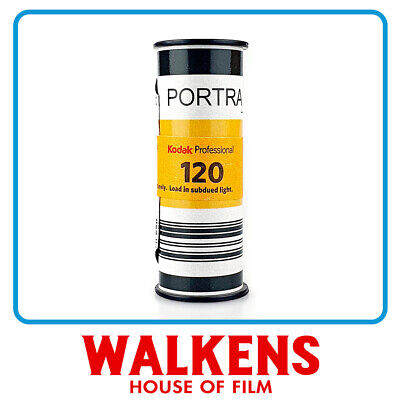 Kodak Portra 160 120 Film - FLAT-RATE AU SHIPPING!