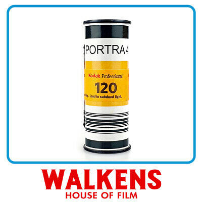Kodak Portra 400 120 Film - FLAT-RATE AU SHIPPING!