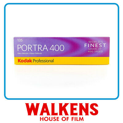 Kodak Portra 400 35mm - 5 rolls Pro-Pack - FLAT-RATE AU SHIPPING!