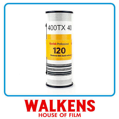 Kodak Tri-X 400 120 Film - FLAT-RATE AU SHIPPING!
