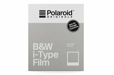 Polaroid Originals i-Type Black & White Film - FLAT-RATE AU SHIPPING!