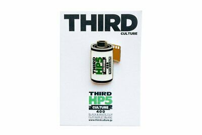 ThirdCulture Ilford HP5+ 400 Photography Lapel Pin