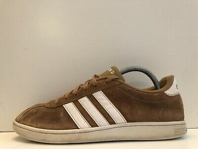 best service 3faaa 1ae6b Adidas Originals Neo Trainers Size 7 Uk Suede Brown