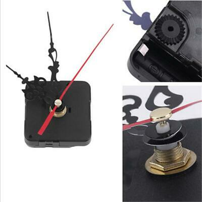 5PCS DIY Quartz Battery Wall Clock Movement Mechanism Repair Tools Replacement