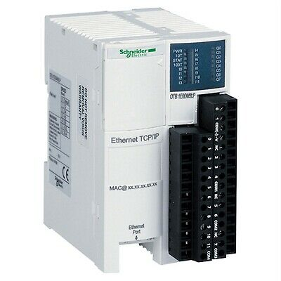 Schneider OTB1E0DM9LP Ethernet TCP/IP I/O Distributed Module