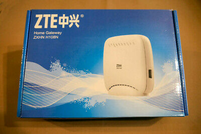 BRAND NEW ZTE ZXHN H298A Gigabit Wireless AC Fiber Router 2 4 and