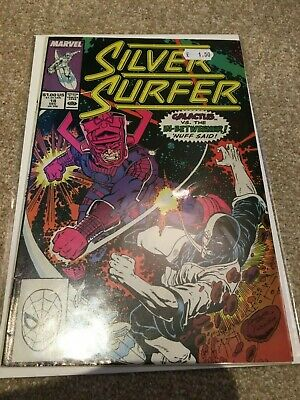 Silver Surfer 18 - Marvel comics