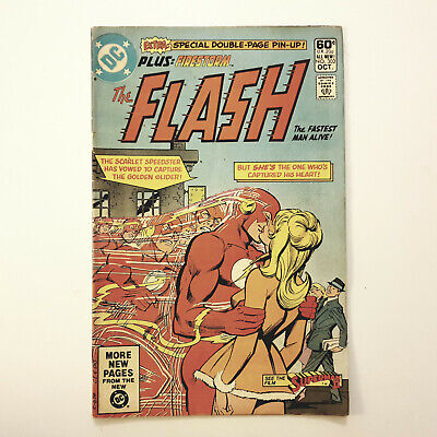 The Flash #302 DC Comics Carmine Infantino F