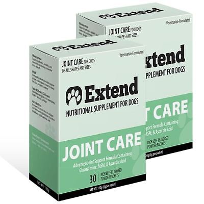 Extend Joint Care For Dogs 2 Month Supply- Glucosamine - Brand New