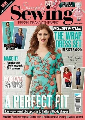 Simply Sewing Magazine - Issue 54