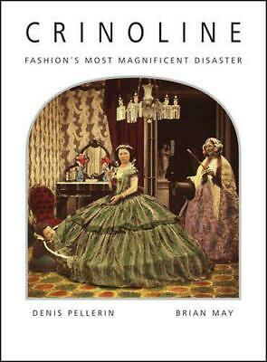 Crinoline (3d Stereoscopic Book) by Denis Pellerin, Brian May, NEW Book, FREE &