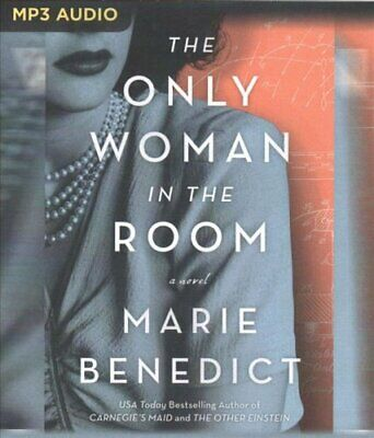 The Only Woman in the Room by Marie Benedict 9781978678675 | Brand New