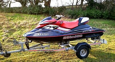 Seadoo RXP 215 Jetski 2006 Red and Black Very Low 47 Hours