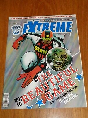 2000Ad Extreme Edition #13 24Th January 2006 Judge Dredd *