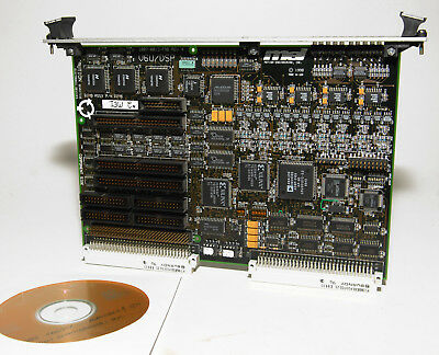 Mei V6U / Dsp Series 8 Axis Motion Controller Pcb Rev-4 - Untested