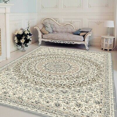A2Z Rug Oriental Classic Dining Room Rugs Floral Design Lounge Bedroom Carpets
