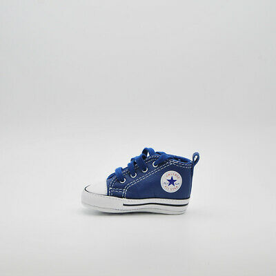 SCARPE BAMBINO CONVERSE First Star Leather Laces 855119C