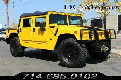 2006 Hummer H1  Very Rare | Hummer H1 Alpha Truck | Only 5,789 Miles | Excellent Condition