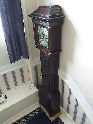 8 Day Long Case Clock by Joseph Butterworth