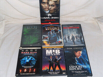LOT OF 26 HD DVD Movies ~Action SciFi Tested and Play Not