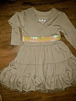 4b16651e59df The Children's Place Girls Ruffled Dress Clothes Spring Dress Size 6X -  Size 7