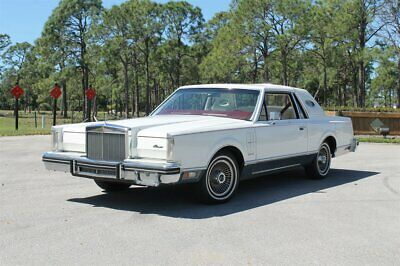 1980 Mark Series 44,000 Actual Miles One owner 1980 Lincoln Mark VI 44,000 Actual Miles One owner Loaded