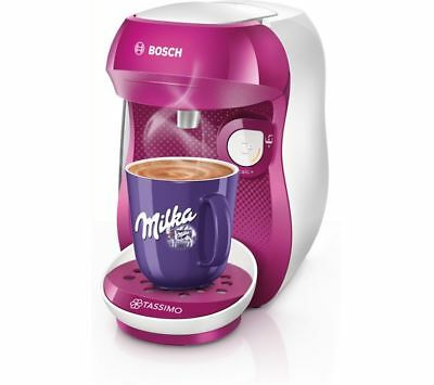 Bosch Tassimo Happy TAS1001GB Coffee Machine - Purple
