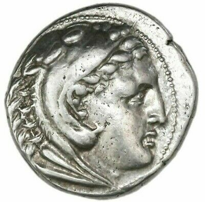 Kings of Macedon, AR tetradrachm, In the name and types of Alexander III 17.2 gr