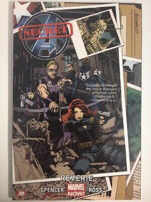Secret Avengers - Reverie Vol. 1 (2013, Paperback) Marvel TPB Black Widow