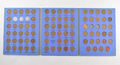 Complete 1941-58 Lincoln Wheat Cent Set - Includes 1943 Steel Cents! *102