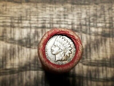 UNSEARCHED OLD ROLL LINCOLN WHEAT PENNY'S/1889INDIAN HEAD&1932d WHEAT  CENT#499.