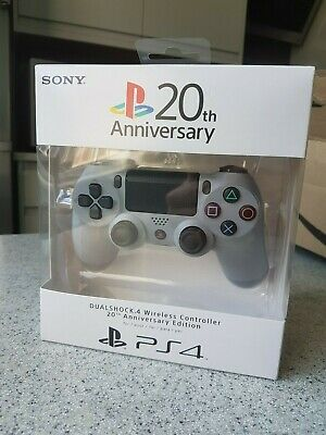 Sony Playstation DualShock 20th anniversary edition controller PS4 - Brand new