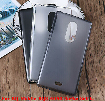 #B TPU Shell Soft Gel Silicone Back Cover Case Matte Pudding For Mobile Phone