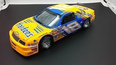 Days of Thunder, Russ Wheeler 18 Hardees 1/24 Revell Custom Diecast Lumina