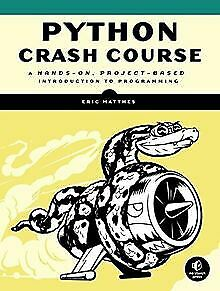 Python Crash Course: A Hands-On, Project-Based Introduct... | Buch | Zustand gut