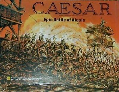 Avalon Hill Ancients Caesar - Epic Battle of Alesia Box VG