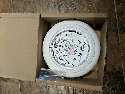 EMS FCX-191-000 Firecell Combined Sounder & Detector Base - BRAND NEW