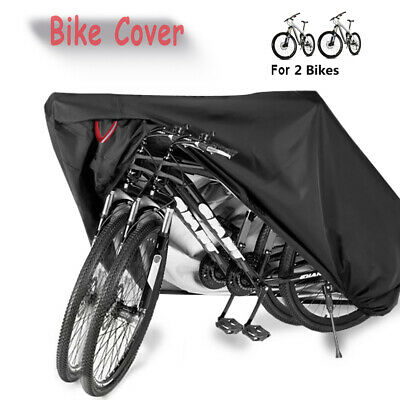 Waterproof Bike Cover Bicycle Motorcycle Outdoor Sun UV Rain Snow Dust Protector