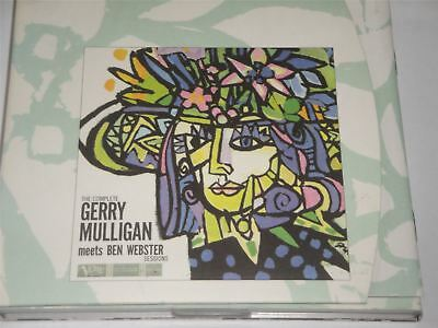 Gerry Mulligan - Meets Ben Webster Sessions - The Complete CD Album