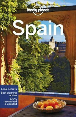 Travel Guide: Lonely Planet Spain by Lonely Lonely Planet (2018, Paperback)