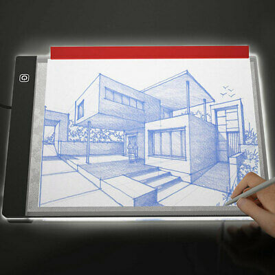 A4 LED Dimmable Brightness Artcraft Light Box Drawing Pad for Diamond Painting