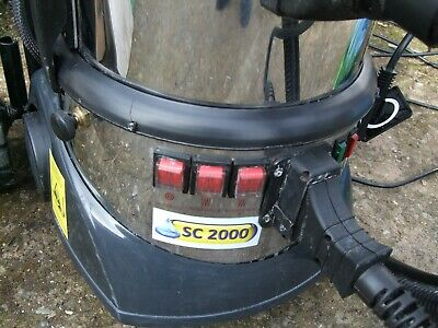 Commercial Steam  Clean  Systems  Sc2000T